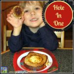 Hole In One (Egg in toast) by Crystal's Tiny Treasures