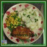 Northern Irish Champ Recipe