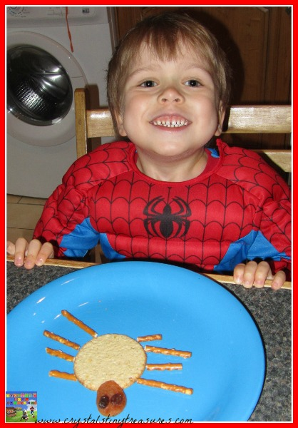 Healthy food for kids, fun snack ideas, superhero foods, Crystal's Tiny Treasures Childminding, photo