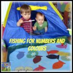 FISHING FOR NUMBERS – LEARNING NUMBERS, COLOURS, AND LETTERS