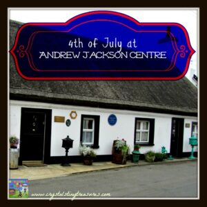4th of July at Andrew Jackson Centre, Northern Ireland