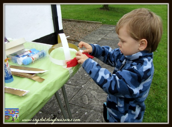 4th of July crafts for kids, American celebrations in Ireland, photo
