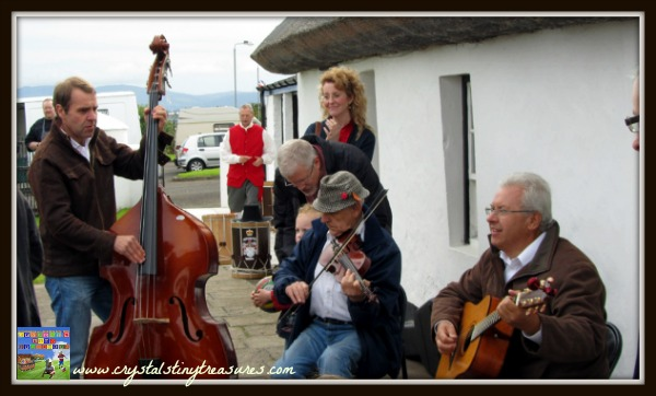 Irish Music, Ulster-Scots, Crystal's Tiny Treasures, Andrew Jackson Centre, photo