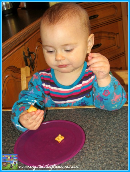 crackers in shapes, toddlers learning shapes, preschool learning shapes, childminding fun, educational snacks, photo