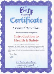 Introduction to Health & Safety June 13 2013