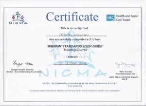 Minimum Standards User Guide Training Oct 1 2014