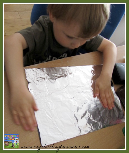 kids and glue, kids and science, reflection, solar power, kids cooking, photo