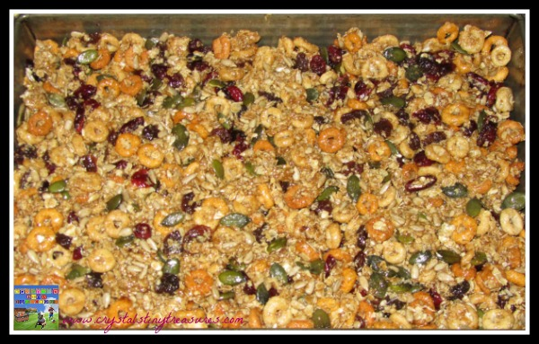 colourful snacks, quick dried fruit bars, trail mix bars, cereal bars, photo