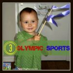 3 DIY Olympic Sports for Children