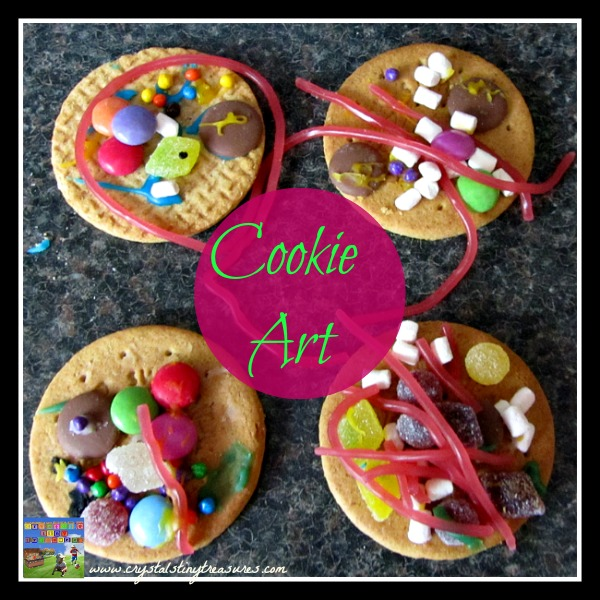 Cookie Art For Kids