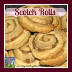 The best-ever recipe for Scotch Rolls, photo