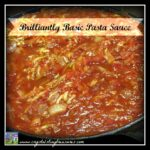 homemade pasta sauce, all-purpose sauce, healthy pasta sauce for children, getting children to eat vegetables, cooking with children, Crystal's Tiny Treasures Childminding, Whitehead, Islandmagee, photo