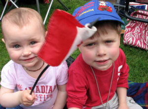 Stormont Jubilee party 2012, Canadians in Northern Ireland, photo