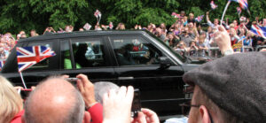 seeing the Queen in Northern Ireland, Royal visits to Northern Ireland, photo