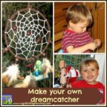 Make Your Own Dream catcher by Crystal's Tiny Treasures