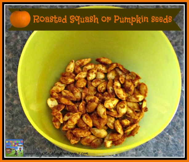 How to roast pumpkin or squash seeds for a delicious snack