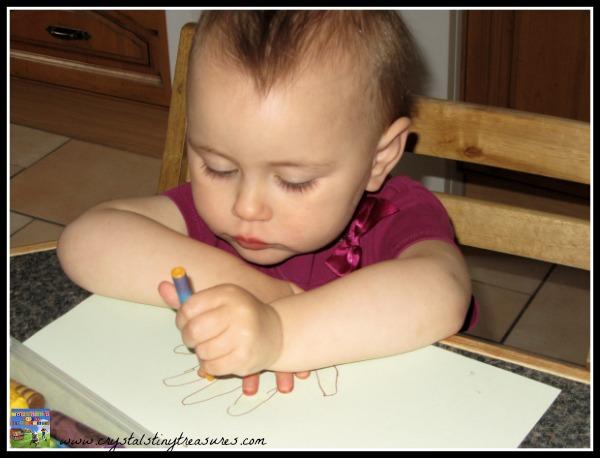 fine motor skills, Thanksgiving crafts for kids, Handprint art, photo
