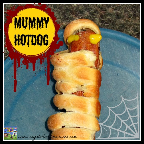 Halloween treat for kids, Halloween party food