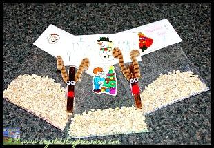 packaged reindeer food, photo