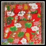 Japanese washi paper covered journal, the best hand made gift ever!