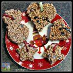 Crystal's Peanut-Free Bird Seed Cookies