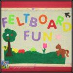 Flannel board fun
