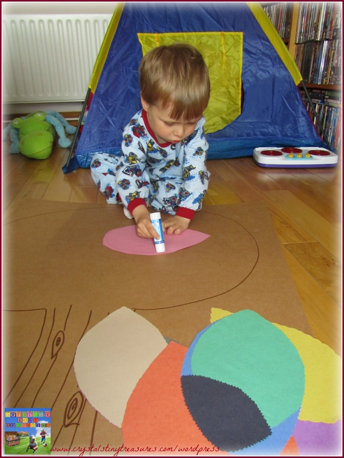 kids learning colours, target practice with kids, fun indoor activites for kids, photo