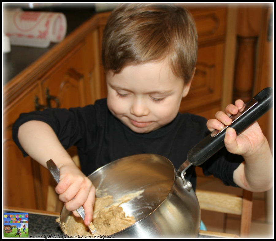 Crystal's Tiny Treasures Childminding in Whitehead and Islandmagee, delicious rolled cookies, the best cookies ever, photo