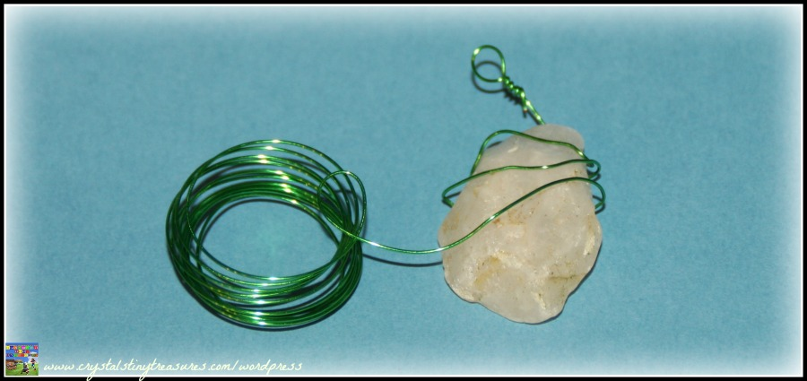 homemade wire jewellery, , making your own jewellery, photo