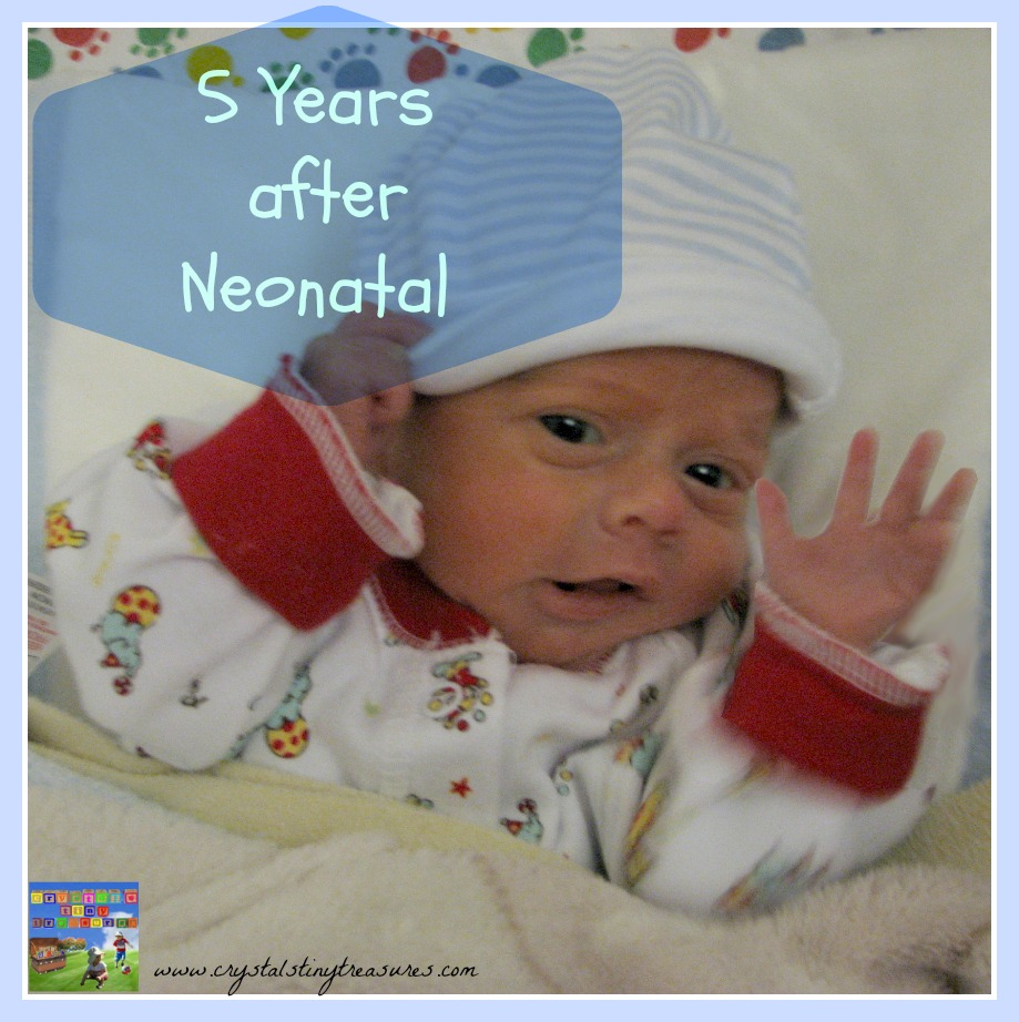 FIVE YEARS AFTER NEONATAL