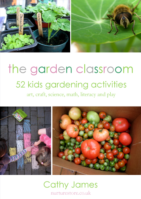 The Garden Classroom: 52 Kids Gardening Activities Review