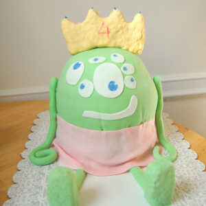 princess monster birthday party, photo