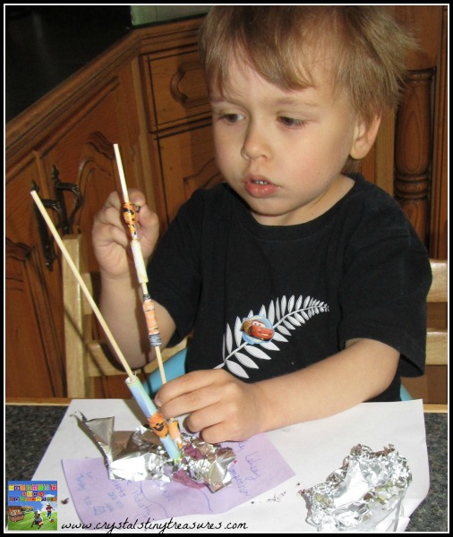 Kid's gifts for reading fans, home made bookmarks, photo