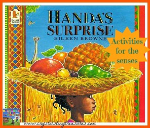 HANDA'S SURPRISE EXTENSION ACTIVITIES