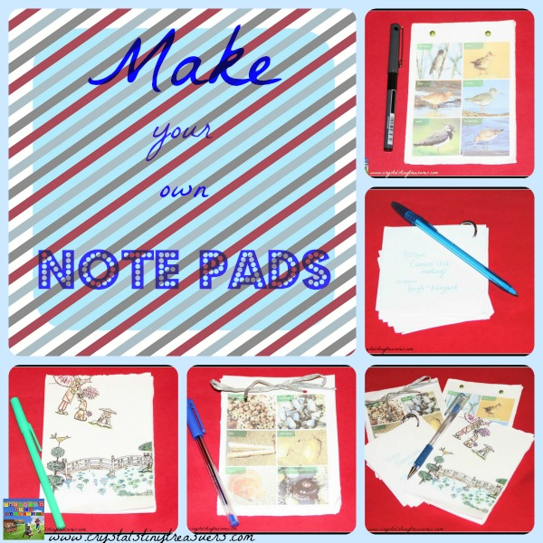 EARTH DAY NOTE PADS