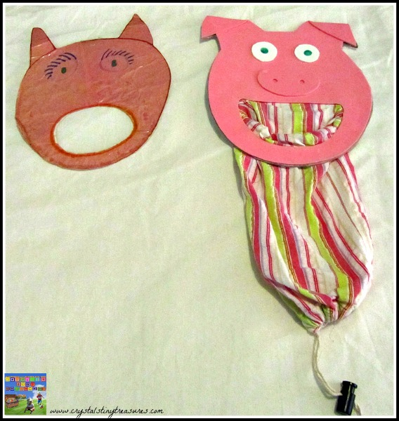 Old and new pig games, fun learning games for kids, photo