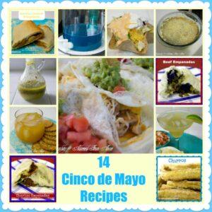 14 Cinco de mayo recipes, photo