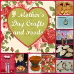 9 Mother's Day craft and food ideas, Crystal's Tiny Treasures