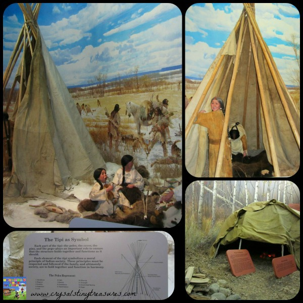 First Nations Exhibits