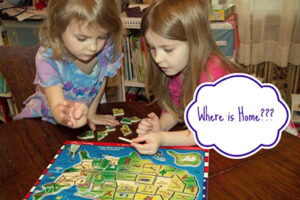 Where in the world, map activities for kids, photo