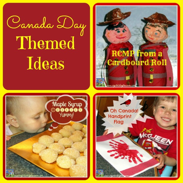 CANADA DAY IDEAS