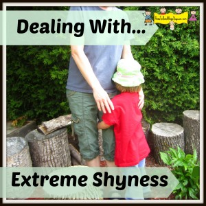 Dealing with Extreme Shyness
