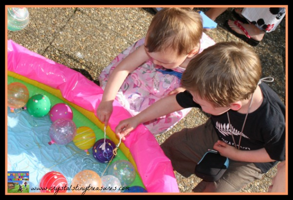 Fishing for Yo-yos, Japanese party games for kids, Learning a bout Japanese culture, photo
