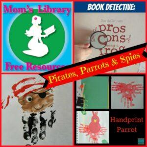 Pirates, Parrots & Spies