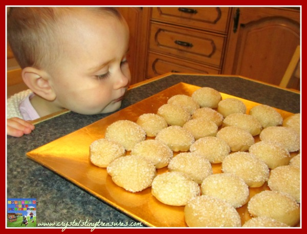 Waiting for Canadian Maple Syrup Cookies, Canada Day recipes, maple syrup recipes, photo