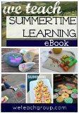 Summer fun for kids, free ebook, photo