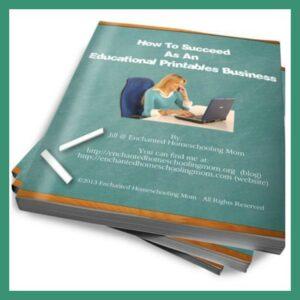 Educational printables
