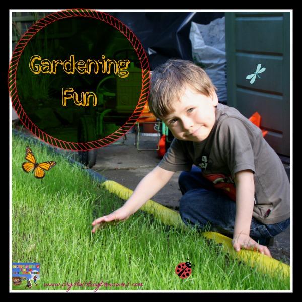 Summer Gardening For Kids