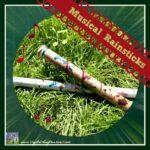 Musical Rainsticks, Crystal's Tiny Treasures