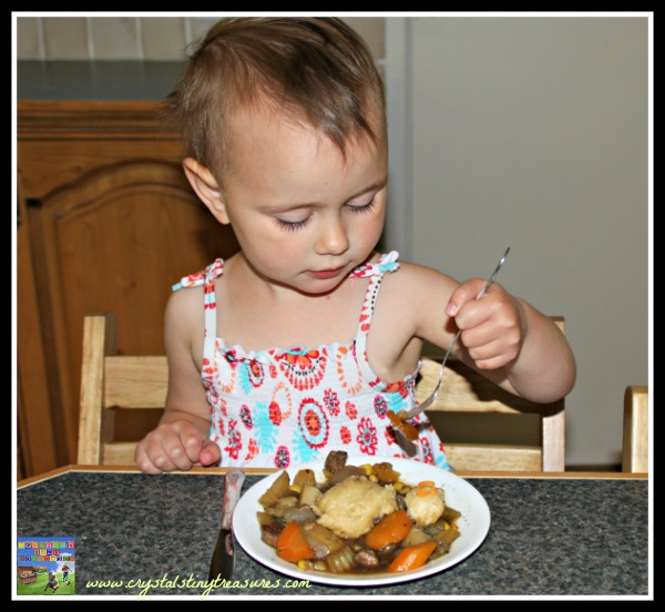 winter warmer meals, thermos meals, Mom's stew recipe, photo